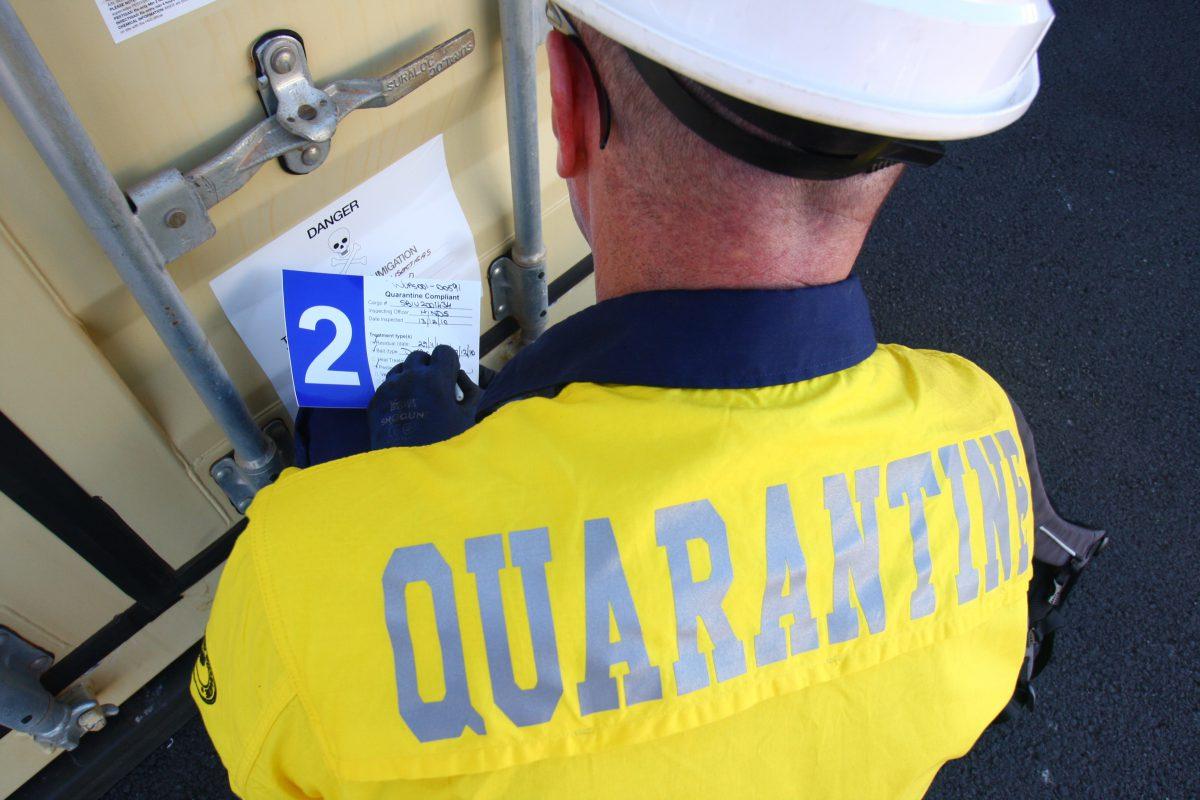 Kuube Biosecurity Quarantine